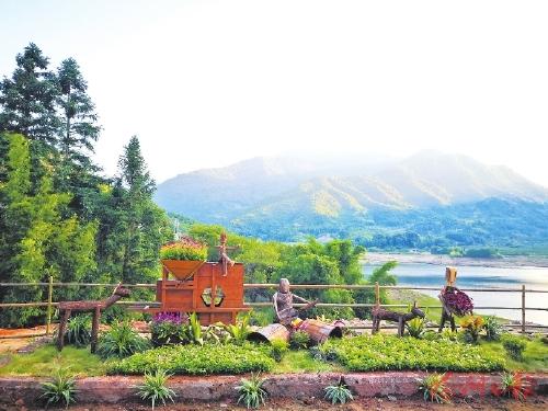 福州市将生态文明理念融入美丽乡村建设