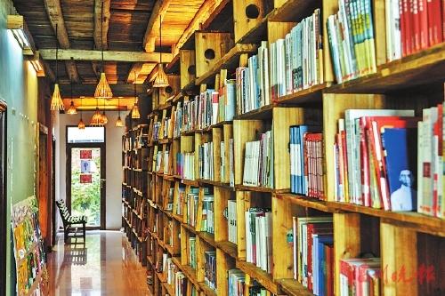 """永泰打造""""网红图书馆"""" 让乡村就有诗和远方"""