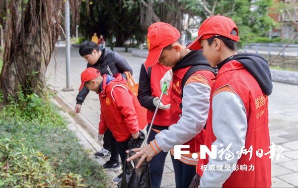 福州鼓楼启动清洁月水系专项整治行动