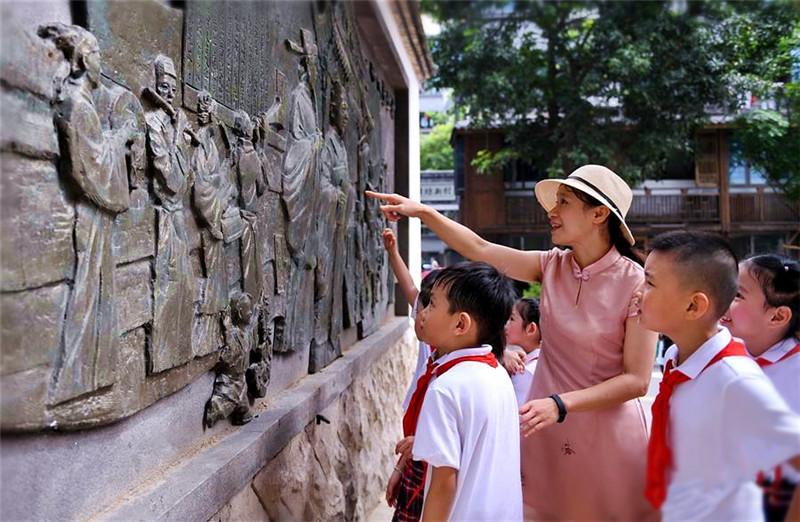鼓楼:传承闽文化 历史育后人