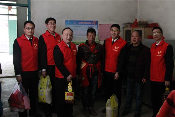 福清海关志愿者走进大湖村开展帮扶共建系列活动