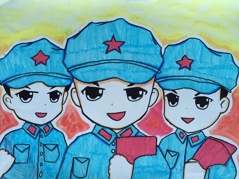 图片来源:罗源县文明办-福州开展系列活动纪念红军长征胜利80周年图片