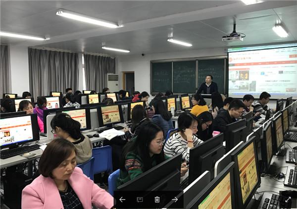 2017台江区志愿服务信息系统培训班顺利举办
